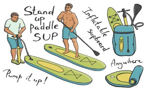 best-inflatable-sup
