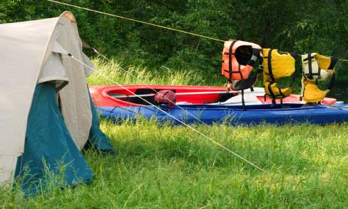 kayak-camping-tips