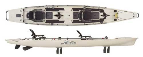 Hobie Mirage Pro Angler 17T Tandem Kayak