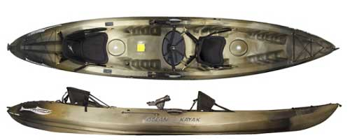Malibu 2XL Angler Kayak