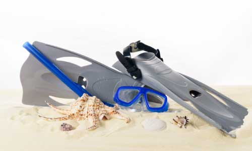 snorkel-fin-mask